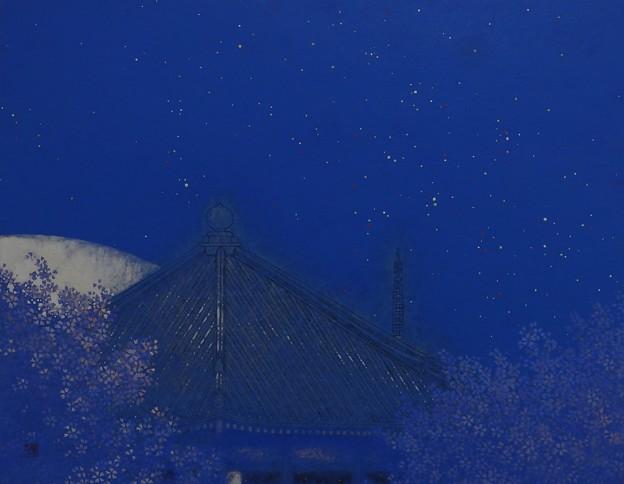 月の袂に。