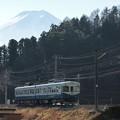 写真: 富士急 1000系