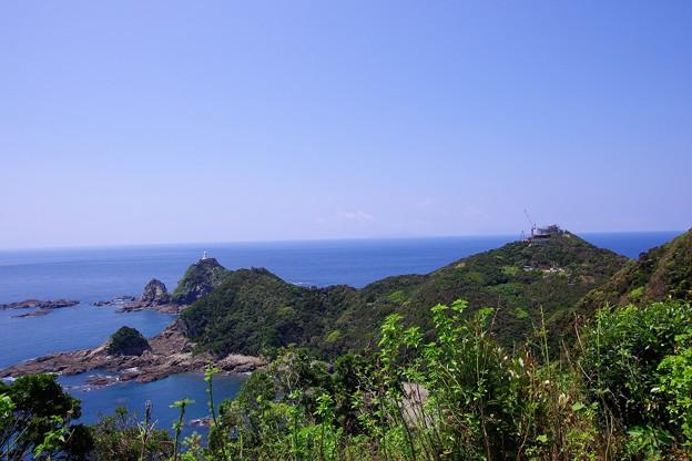 写真: 佐多岬