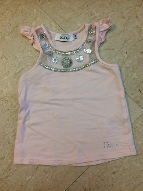 50. baby Dior トップ サイズ2歳 5SGD