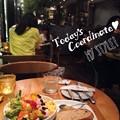 写真: 念願叶ってミスターファーマー初入店☆ヴィーガンコブサラダはセットにしたのでライブレッド一切れ食べちった(^_^*デトックスウォーター4種飲み放題最高!また来よ♪