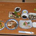 写真: 090616-18夕食