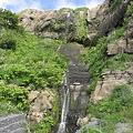 写真: 090617-37ホヤ石の滝2