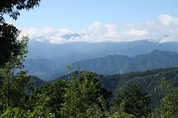 170929-89高尾山・山頂・展望台から(1/3)