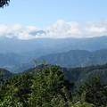 写真: 170929-89高尾山・山頂・展望台から(1/3)