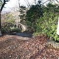 Photos: 101215-63裏高尾への道
