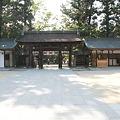 Photos: 110508-57総門の裏側