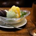 写真: アイスクリーム