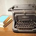 写真: タイプライター