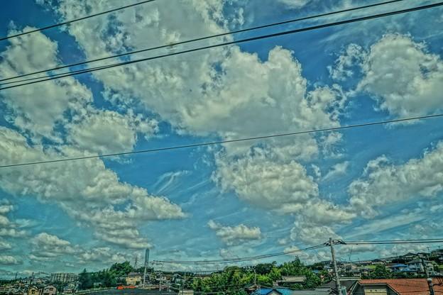 Photos: 車窓からHDR