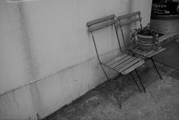 写真: 椅子