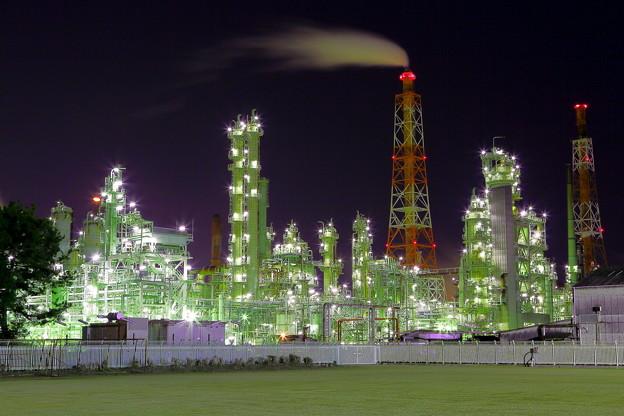 東燃ゼネラル石油 堺工場
