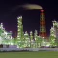 Photos: 東燃ゼネラル石油 堺工場