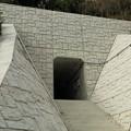 Photos: 豊予要塞・御籠島洞窟式砲台跡入口