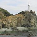 写真: 佐田岬灯台