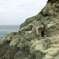 写真: 豊予要塞・御籠島穹窖砲台
