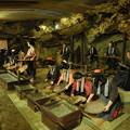 写真: 尾去沢鉱山 坑道内部14