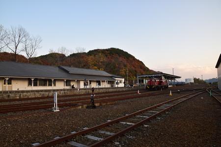 小坂鉄道レールパーク 小坂駅3