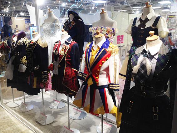 AKB48 衣装図鑑グループ衣装展示