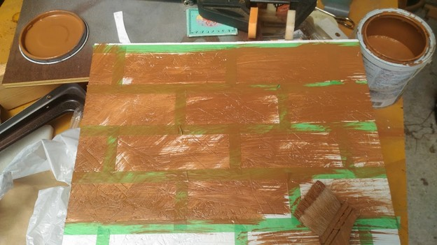 煉瓦風塗装004