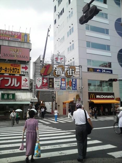 赤羽駅東口付近