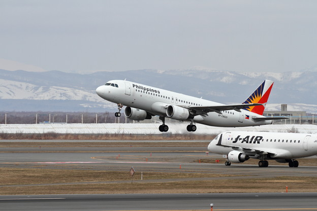 A320 RP-C8620 Philippine Airlines