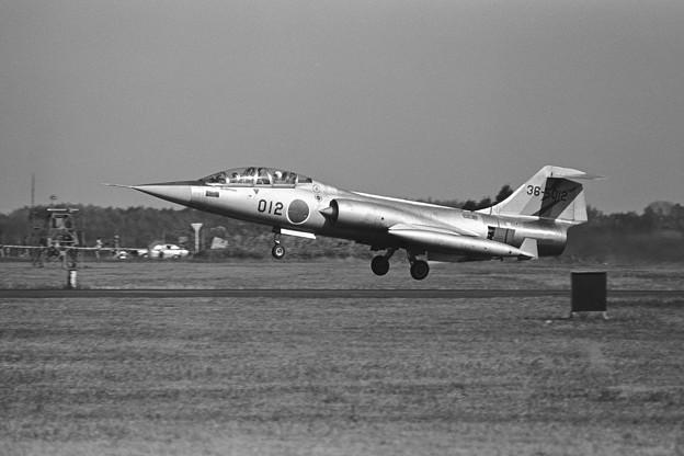 F-104DJ 36-5012 202sq RJFN 1979DEC