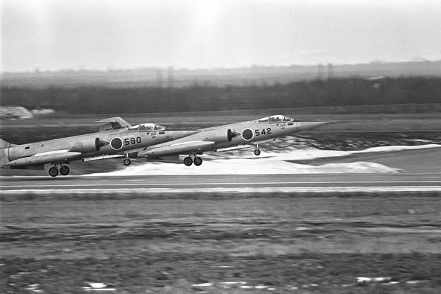 F-104J 36-8542 203sq 1980APR