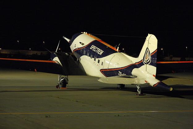 Photos: BT-67 ZS-ASN stay CTS 2009.08