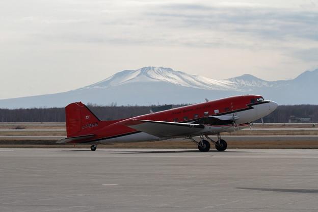 BT-67 C-FBKB stay spot へ