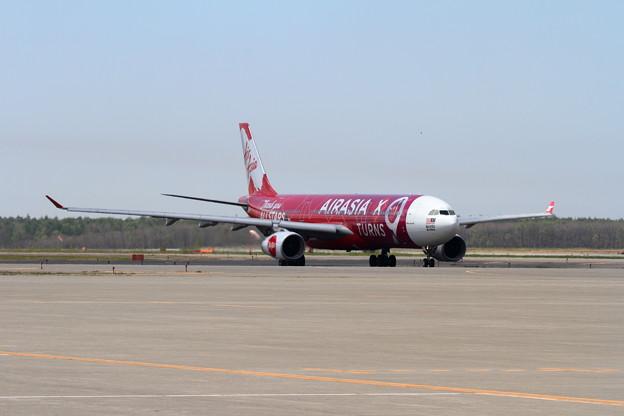 写真: A330 9M-XXA AirAsiaX