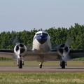 Douglas DC-3 Breitling in RJCB (2)