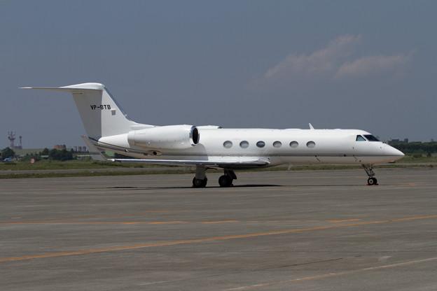 Photos: Gulfstream G450 VP-BTB