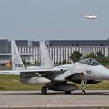 Photos: F-15J 02-8802 203sq 2AW