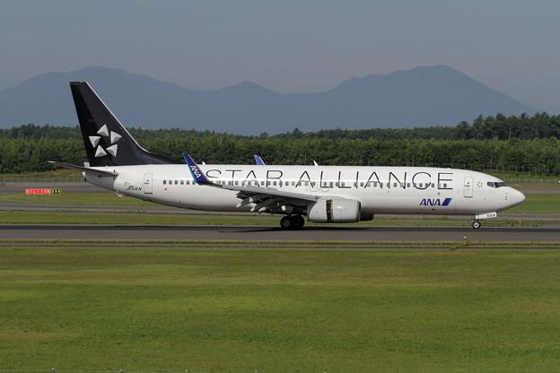 B737 ANA Star Alliance JA51AN