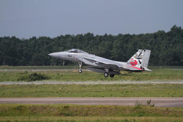 F-15J 860 60th takeoff