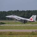 写真: F-15J 860 60th takeoff