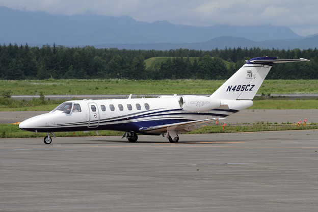 TEXTRON Aviation 525B Citation CJ3+ N485CZ