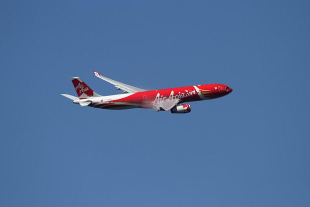 A330 Xcintillating PhoeniX AirAsiaX