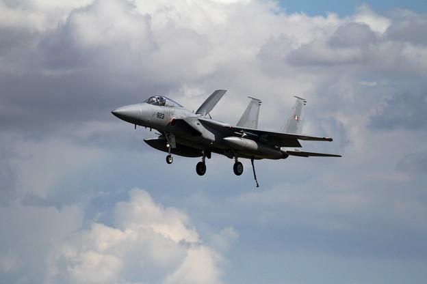 F-15 Hook Landing TRG (1)