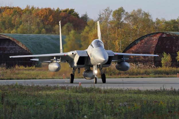 F-15 203sq Night TRGへ (1)