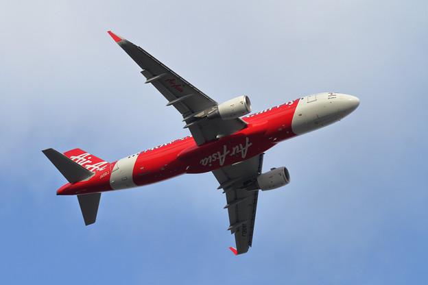 A320 FLY AirAsia-Japan