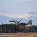 F-15J 880 203sq landing