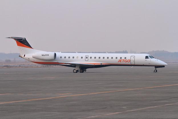 Embraer ERJ145 N16999 JETGO