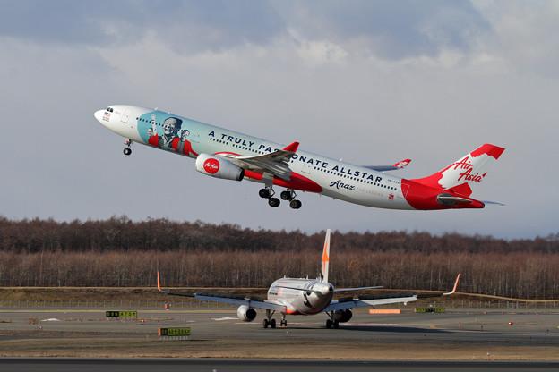 A330 AirAsiaX 9M-XXH