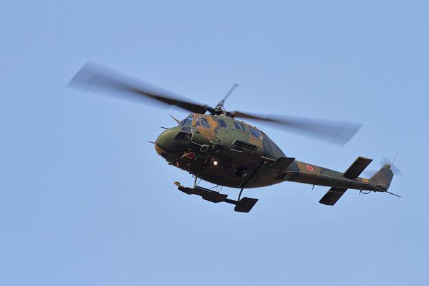 UH-1J 41904 スノーシュー装備