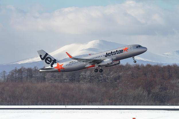 A320 Jetstar takeoff