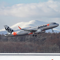 Photos: A320 Jetstar takeoff