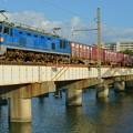 写真: 84レ【EF510-504牽引】