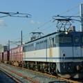 写真: 遅5087レ【EF65 2117牽引】